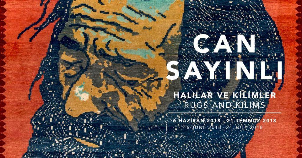 """Can Sayınlı """"Halılar ve Kilimler"""", 6 Haziran - 21 Temmuz, Pilevneli Gallery"""