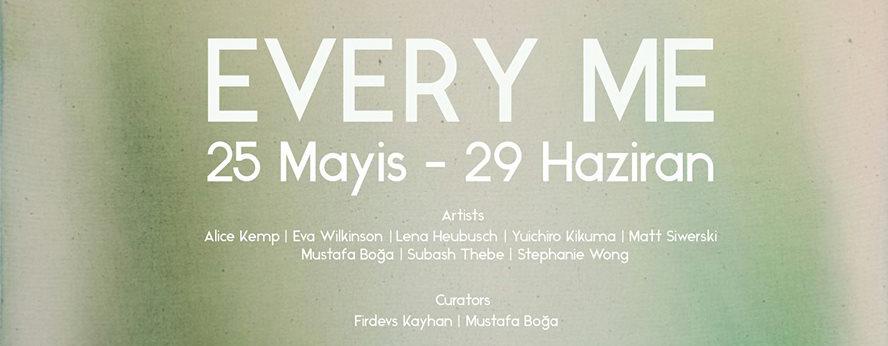 Her Bir Ben, 29 Haziran'a kadar, Martch Art Project