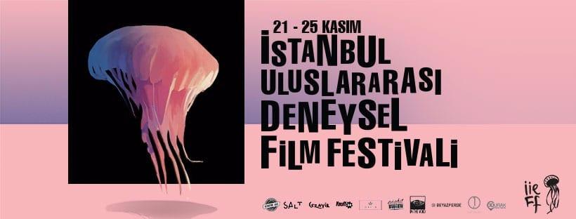 İstanbul Uluslararası Deneysel Film Festivali, 21-25 Kasım, Çeşitli mekanlar