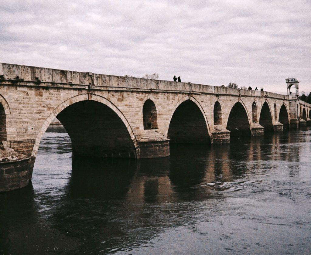 Meriç Köprüsü, Edirne