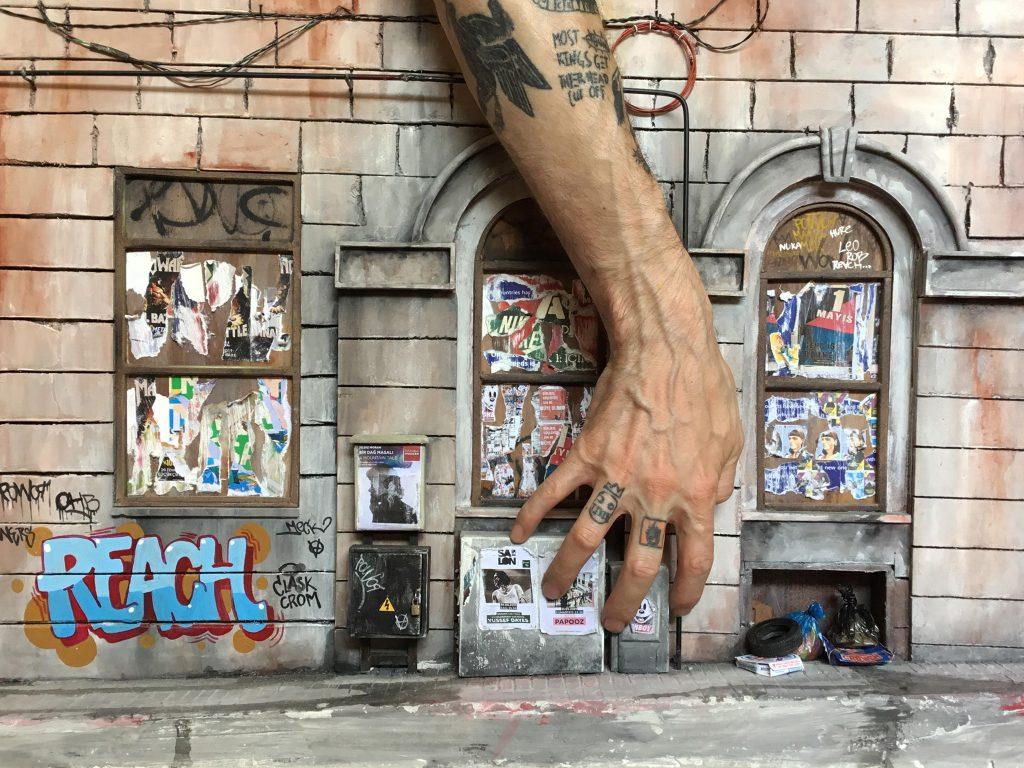 "Alper Bıçaklıoğlu ""powoq"", 17 Temmuz'a kadar, Pg Art Gallery"