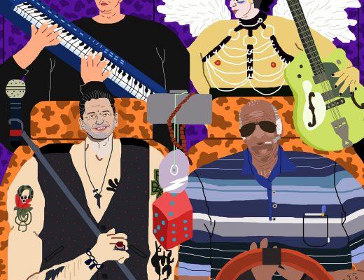 Dilruba Karalp - Depeche Mode @ Küçükçiftlik Park