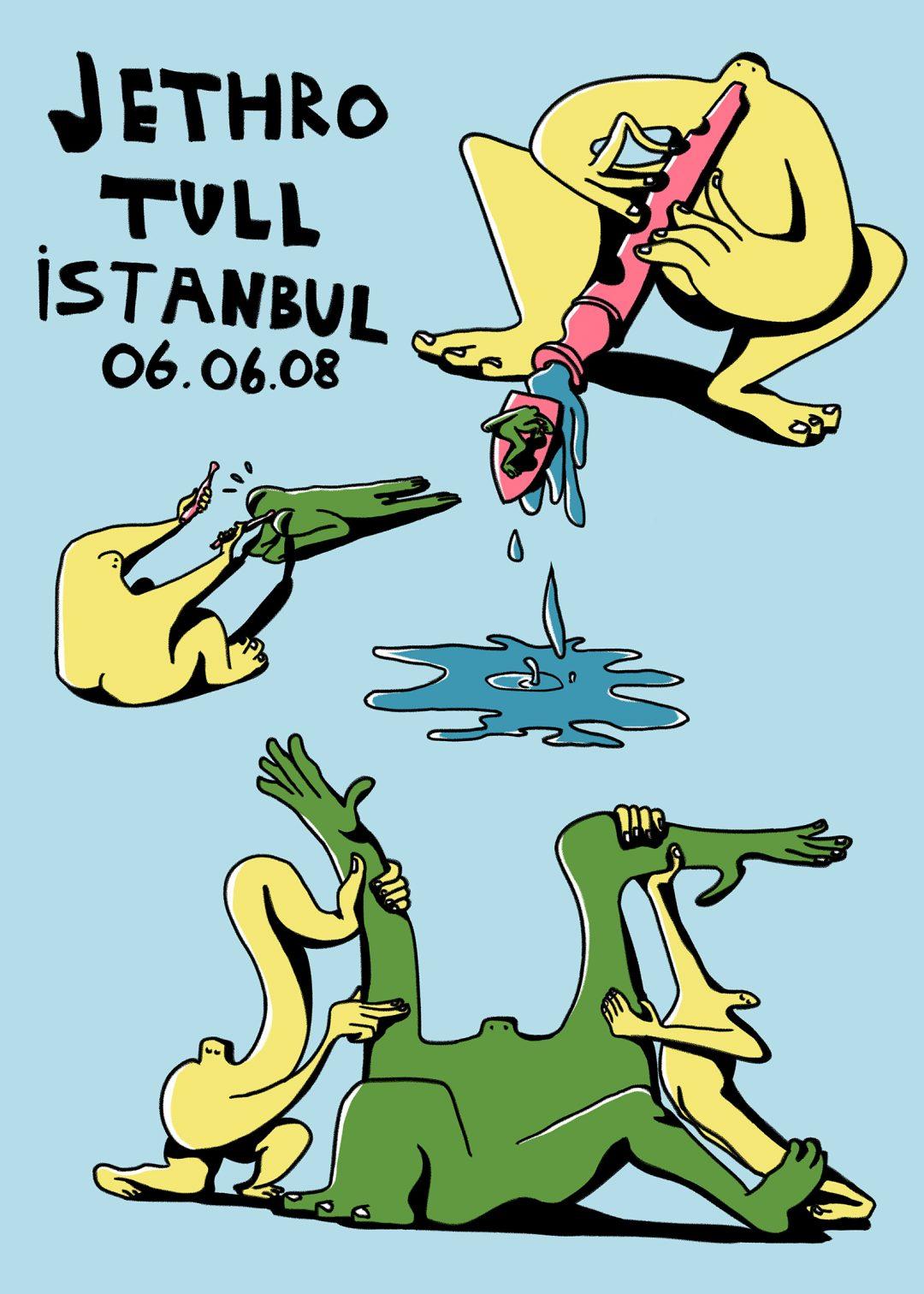 Tunç Eren - Jethro Tull @ İstanbul