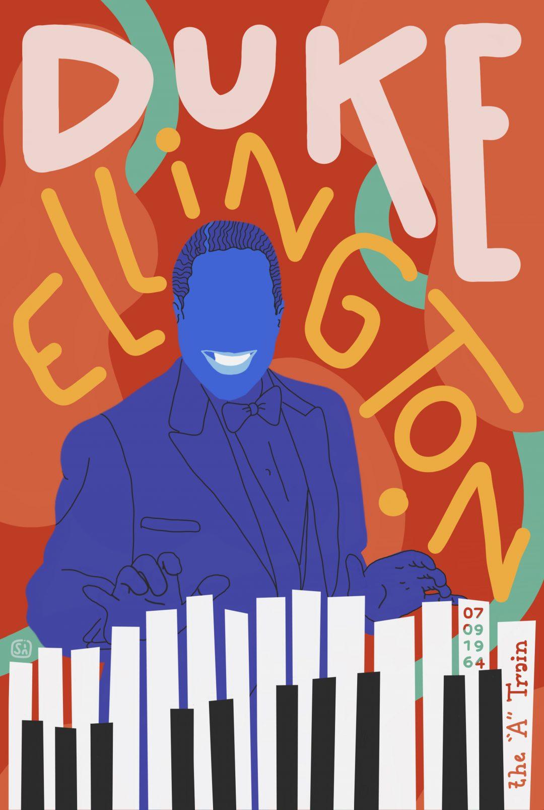 "Sinem Arda - Duke Ellington @ The ""A"" Train"