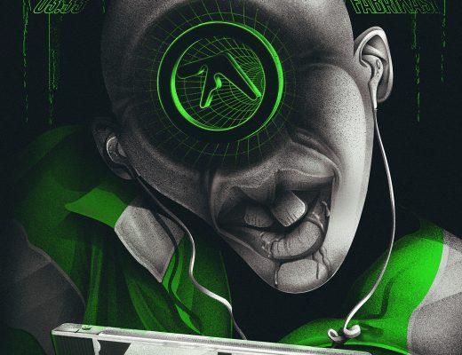 #dreamgigsillustrated: Hazal Hıdır - Aphex Twin @ Gebze Çimento Fabrikası