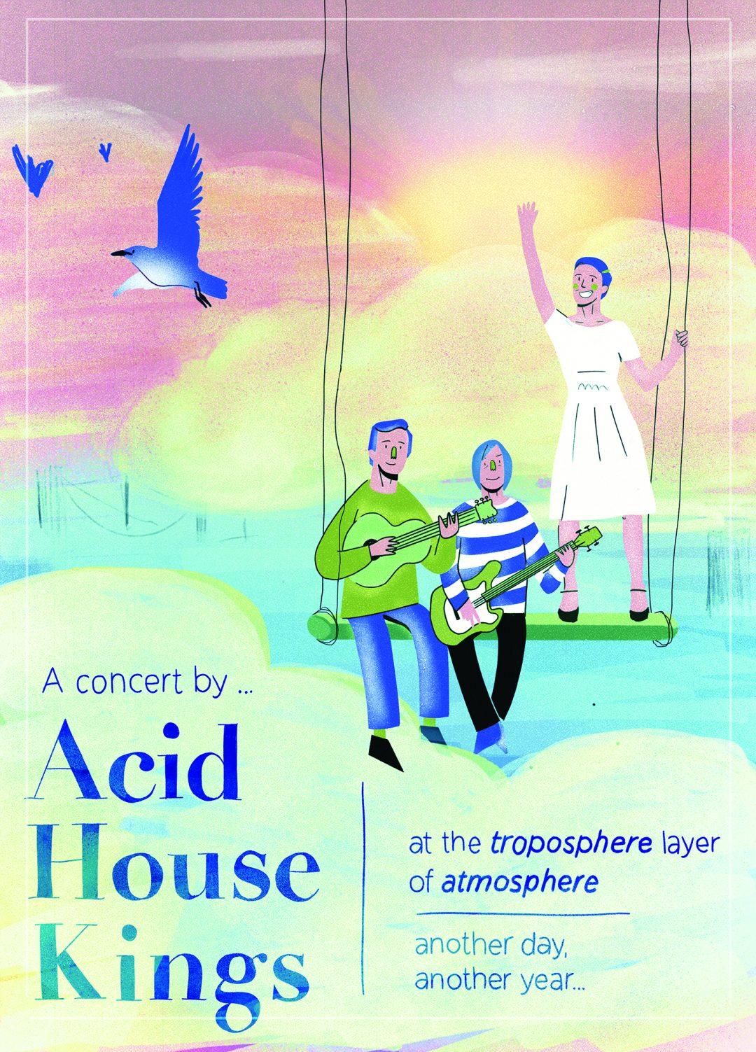 Efe Karadağlı - Acid House Kings @ Troposfer
