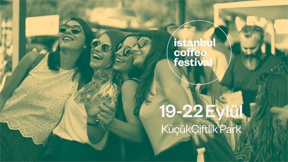 İstanbul Coffee Festival, 19-22 Eylül, KüçükÇiftlik Park