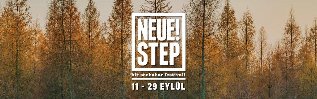 Neue! Step, 29 Eylül'e kadar, Zorlu PSM