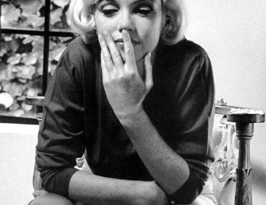 Marilyn Monroe by Allan Grant
