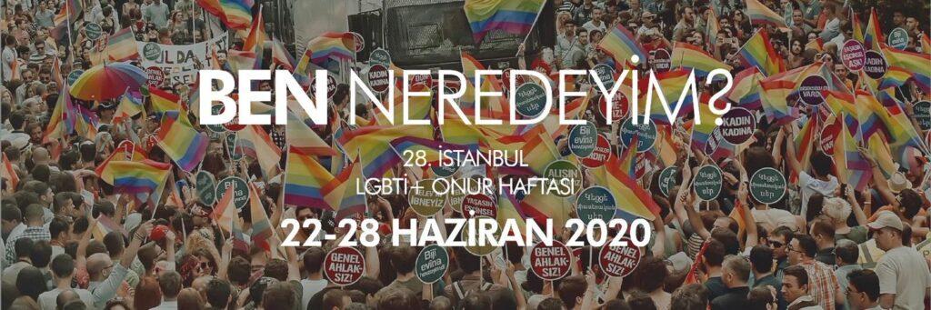 28. İstanbul LGBTİ+ Onur Haftası