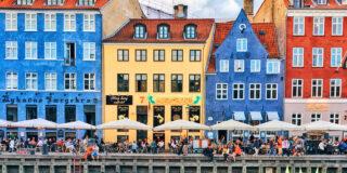 Nyhavn, Kopenhag